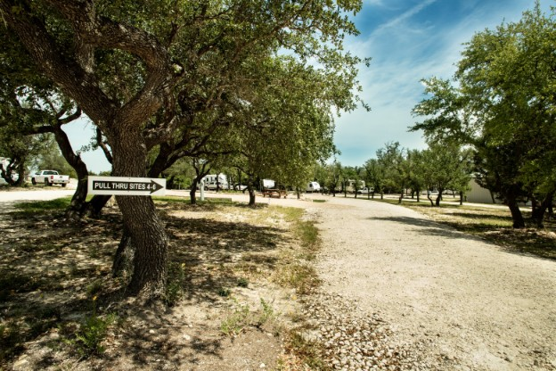RV Resort and Campsite Reservations in Dripping Springs, TX